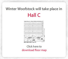 WINTER WOOFSTOCK » Location on